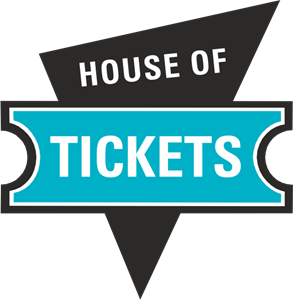 House of Tickets Logo Vector