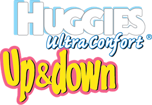 Huggies Ultraconfort Up&Down Logo Vector