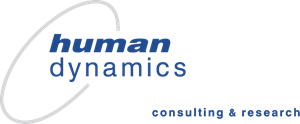 Human Dynamics consulting & research Logo Vector