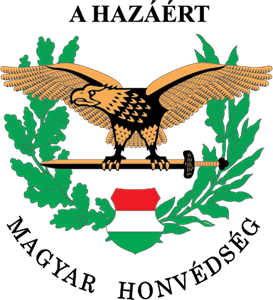 Hungary Army Logo Vector