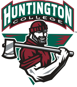 Huntington College Foresters Logo Vector