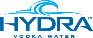 Hydra Vodka Water Logo Vector