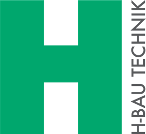 H-BAU TECHNIK Logo Vector