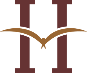 h eagle letter logo vector ai free download