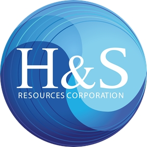 H & S RESOURCES CORPORATION Logo Vector