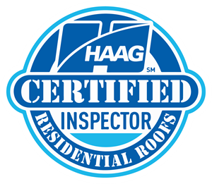 Haag Certified-Inspector-Residential-Roofs Logo Vector