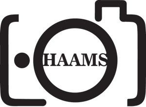HAAMS Media Marketing Logo Vector