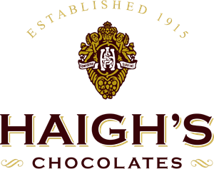 Haigh's Chocolates Logo Vector