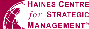 Haines Centre for Strategic Management Logo Vector