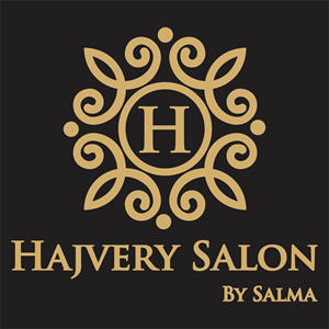 Hajvery Salon Logo Vector