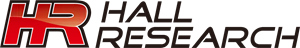 Hall Research Logo Vector