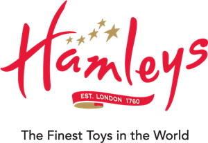 Hamleys Toy shop London Logo Vector