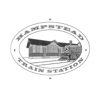 Hampstead Train Station Logo Vector