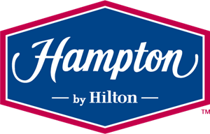 Hampton by Hilton Logo Vector