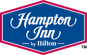 Hampton Inn -by Hilton- Logo Vector