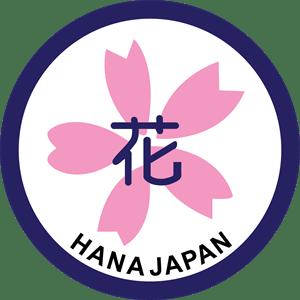 Hana Japan Logo Vector Ai Free Download