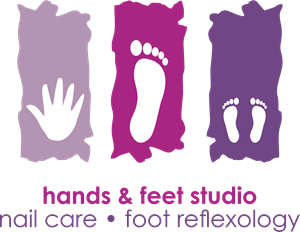 hands & feet studio Logo Vector