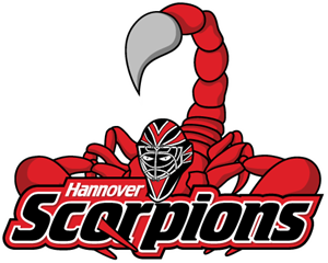 Hannover Scorpions Logo Vector