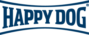 Happy Dog Logo Vector