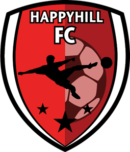 Happy Hill FC Logo Vector