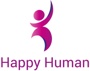 Happy Human Logo Vector