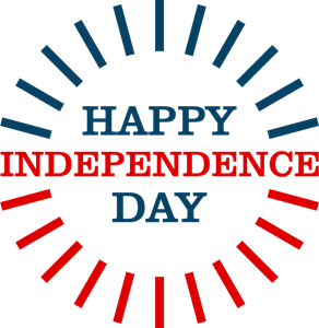 HAPPY INDEPENDENCE DAY Logo Vector