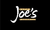 Happy Joe's Pizza Grille Logo Vector