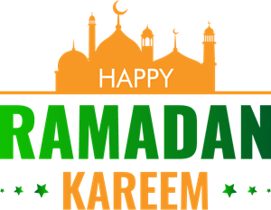 happy ramadan kareem Logo Vector