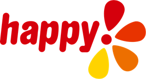 Happy TV Logo Vector