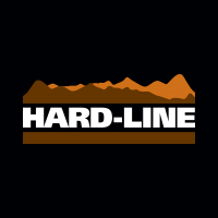 Hard-Line Logo Vector