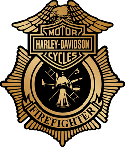 harley davidson firefighter logo vector eps free download rh seeklogo com motor harley davidson cycles logo vector harley davidson vector logo download