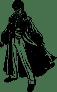 gemischtes bild harry potter logos