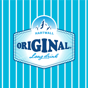 Hartwall Original Long Drink Logo Vector