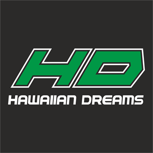 Hawaiian Dreams Logo Vector