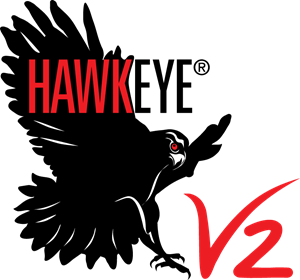 Hawkeye V2 Video Borescopes Logo Vector