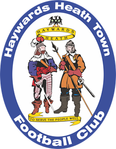Haywards Heath Town FC Logo Vector