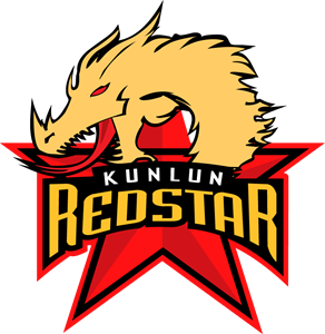 HC Kunlun Red Star Logo Vector