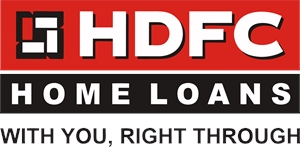 HDFC Home Loan Logo Vector