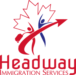 Headway Immigration Services Logo Vector