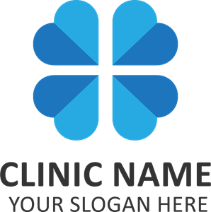 Health Clinic Logo Vector