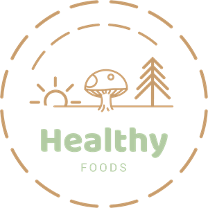 Health Food Logo Vector