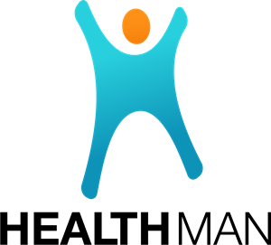 Health Man Logo Vector