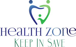 Health Zone Logo Vector