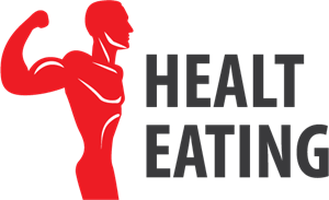 Healty Eating Logo Vector