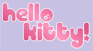 Hello Kitty! Logo Vector