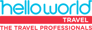 Helloworld Travel Limited Logo Vector