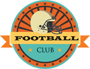 helmet football club Logo Vector