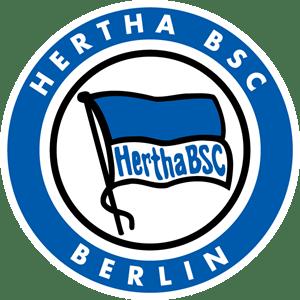 Hertha BSC Berlin M/üslischale Logo