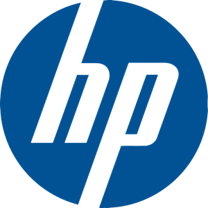 hewlett packard company logo vector eps free download