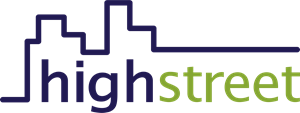 High Street Asset Management Logo Vector